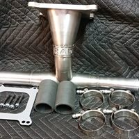 2 & 4 Barrel Intake Kits | Rodney Adams Designs - E85 VW Bug